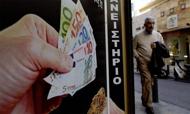 PfandleiheBoom Griechen verhoekern ihren