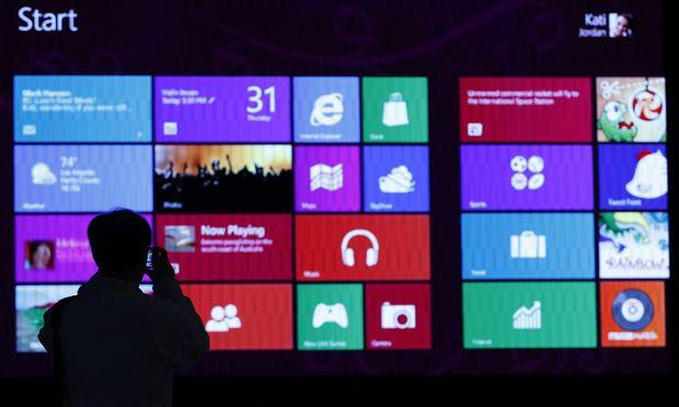 Microsoft versucht Windows mitUpdate