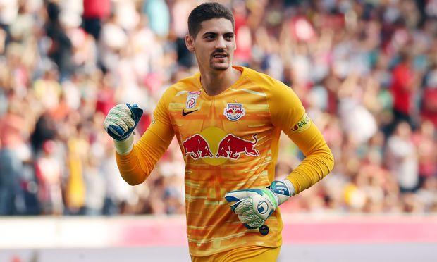 Torhüter Cican Stanković rechnet mit dem ÖFB-Debüt gegen Lettland vor eigenem Salzburger Publikum.