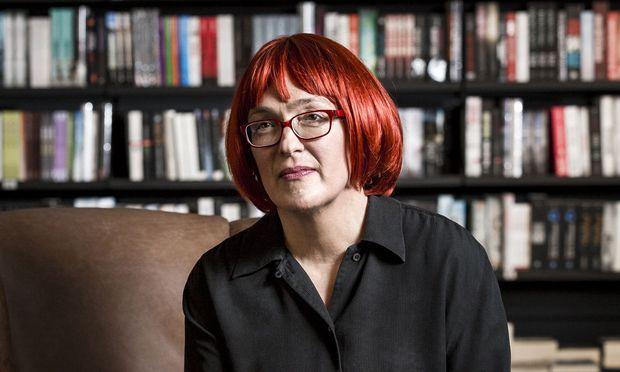"Lena Avanzini liest am Samstag im Wiener Schauspielhaus bei ""A Mörda Frühling""."