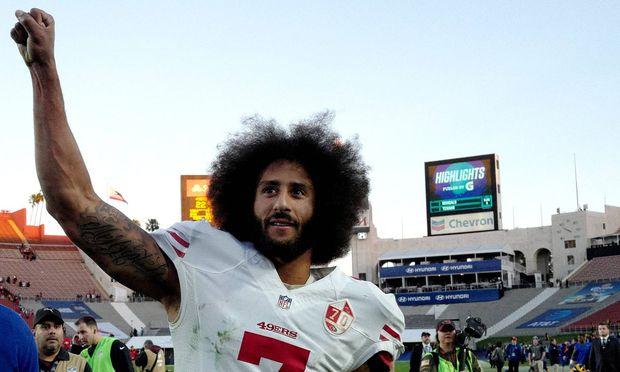 December 24 2016 Los Angeles California U S San Francisco 49ers quarterback Colin Kaepernick
