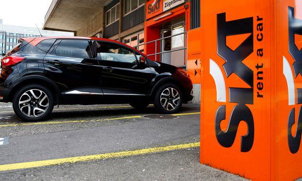 Der deutsche Autovermieter Sixt gibt Gas und will vor allem auch in den USA stark wachsen. Der Markt glaubt an ihn. / Bild: (c) REUTERS (Arnd Wiegmann)
