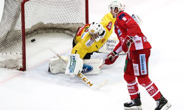 ICE HOCKEY - EBEL, Capitals vs KAC