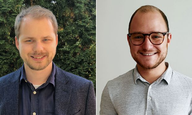 Florian Huber und Michael Pfarrhofer