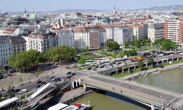 Wien für Arbeitnehmer höchst attraktiv