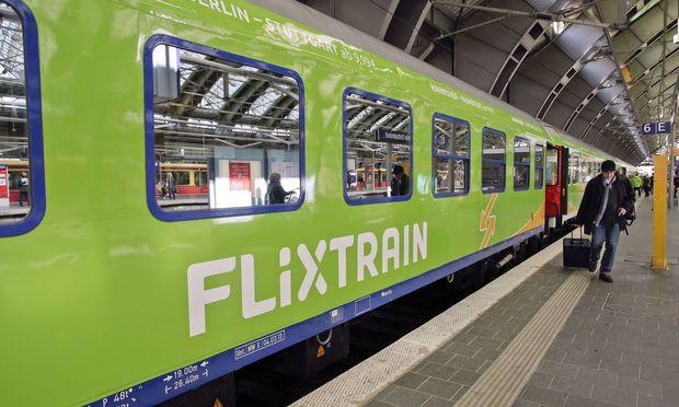 Noch mehr Verbindungen! Flixbus-Imperium soll auf der Schiene weiter wachsen