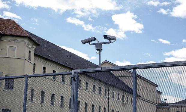 Die Haftanstalt Graz-Karlau.