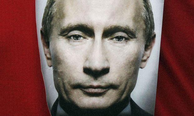 Präsident Putin wird für vierte Amtszeit vereidigt
