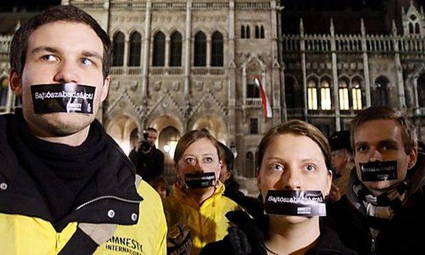 Ungarns Medienrat weist Kritik der EU zurück