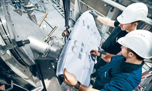 Andritz holt Auftrag für Kraftwerk