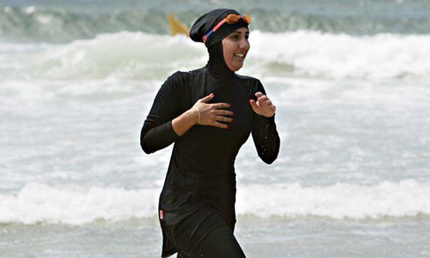 Islamischer Dresscode: Mit Burkini ins Bad « DiePresse.com