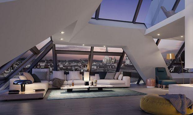 Gehört nach wie vor zu den Luxus-Hits: Penthouse.