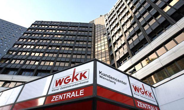 Wiener Gebietskrankenkasse.