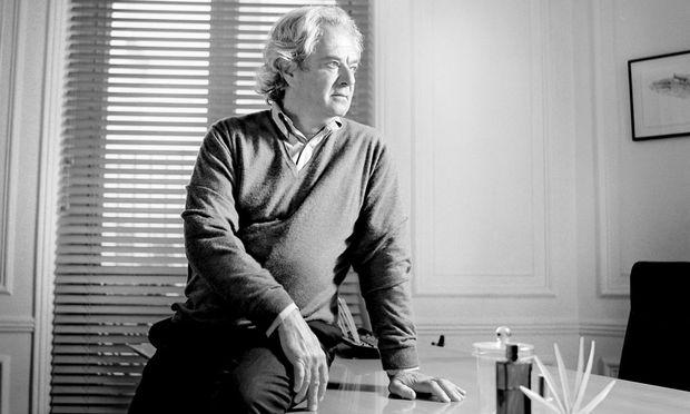 Michel Almairac. Der gebürtige Grassois gehört zu den anerkanntesten Parfümeuren der Branche.