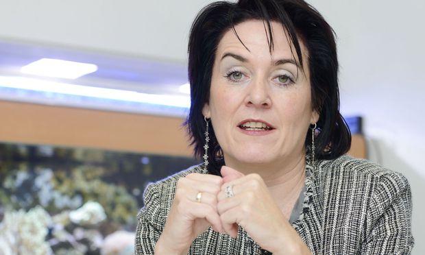 Marinomed-Vorstand Eva Prieschl-Grassauer