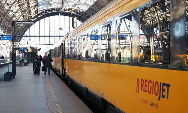 Regiojet Zug