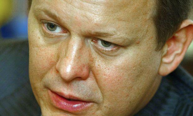ARCHIVBILD Serhij Kljujew