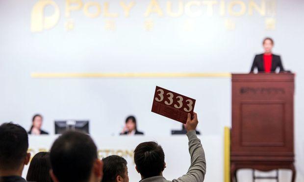 Ein Gutteil der heiß begehrten Kurzdomains wird bei Auktionen versteigert werden.