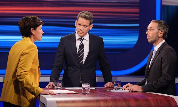 ORF-Duell zwischen Rendi-Wagner und Kickl