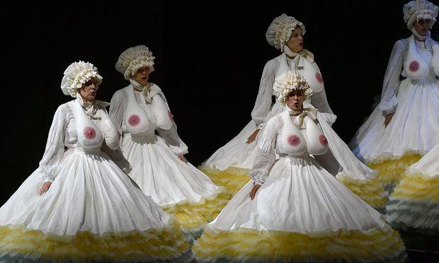 Die dritte Opernpremiere bei den Salzburger Festspielen.