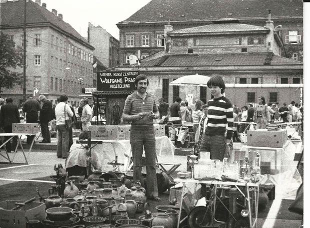 Archivbild aus dem Jahre 1977.
