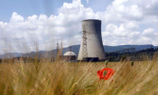 Schweizer stimmen über Ausstieg aus der Kernenergie ab