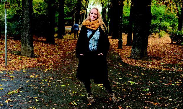 Die Autorin Nunu Kaller hat ausführlich zum Thema Body Positivity und Selbstoptimierungswahn recherchiert.