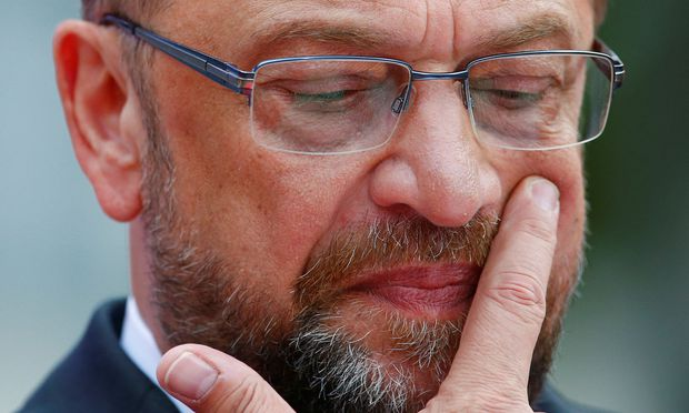 Schulz: Merkel kann gern
