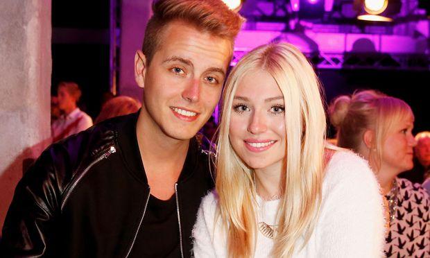Julian Claßen and Bianca Heinicke