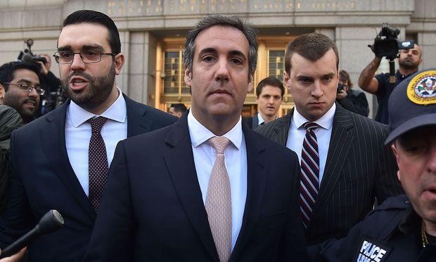 Trump-Anwalt Cohen hatte behauptet, das Schweigegeld aus eigener Tasche bezahlt zu haben.