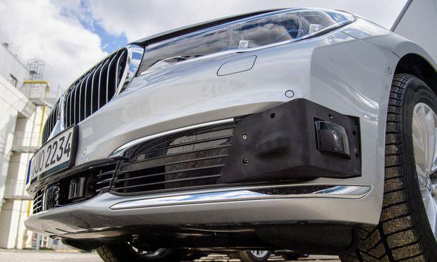 Seit gestern arbeitet auch der deutsche Autobauer BMW beim autonomen Fahren mit der Wiener Softwareschmiede TTTech zusammen.