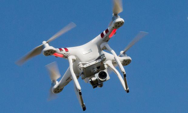 DJI verkauft weltweit die meisten Drohnen.