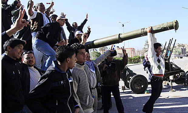 zoegerliche Marsch Tripolis