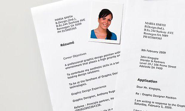 Resume Curriculum Vitae Oder Stinknormaler Lebenslauf