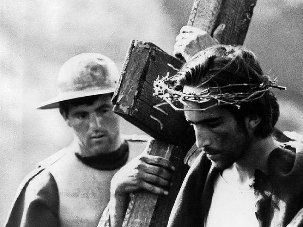 """Puristische Ästhetik: Pier Paolo Pasolinis """"Das 1. Evangelium nach Matthäus""""."""