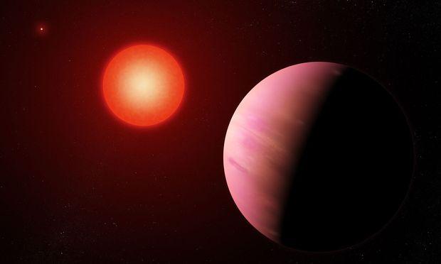 Der Planet K2-288Bb liegt 226 Lichtjahre von der Erde entfernt.