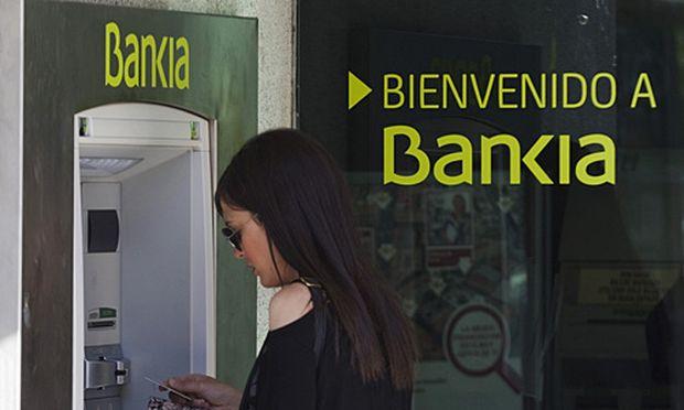 Der Mutterkonzern der Bankia muss tiefrote Zahlen schreiben