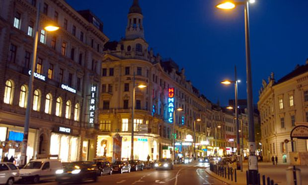 Symbolbild Mariahilfer Straße