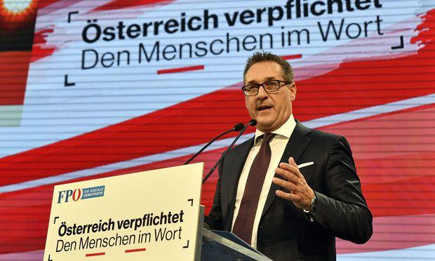 FPÖ feiert sich selbst bei Neujahrstreffen in NÖ