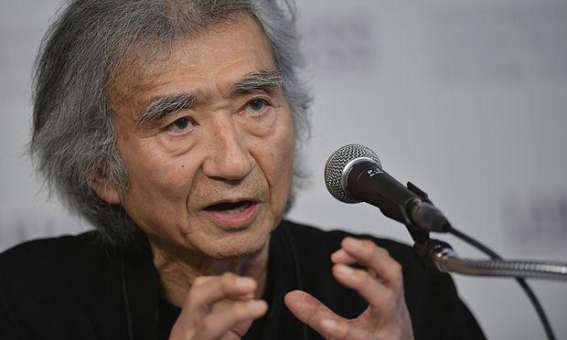 Seiji Ozawa kehrt Konzertbetrieb
