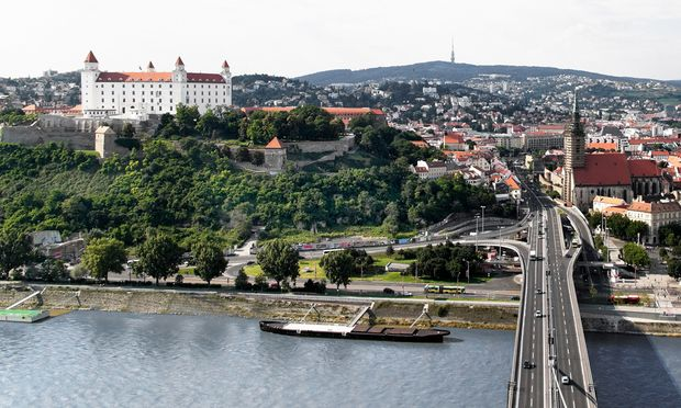 Donau Sehnsuchtsort