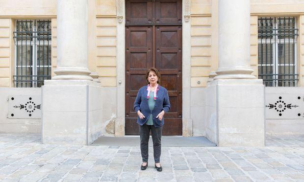 An der iranischen Community im Ausland zeige sich die Diskrepanz einer von Ideologien geprägten Gesellschaft, sagt die Medizinerin Jaleh Lackner-Gohari.