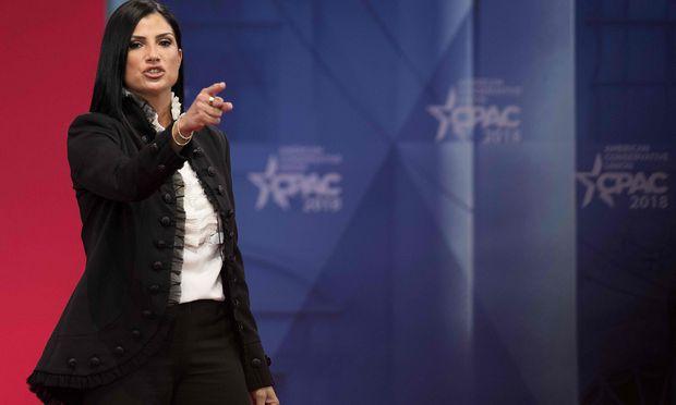 Druckvolle PR und massive Mobilisierungskraft: Dana Loesch, eine der Stimmen der National Rifle Association (NRA).