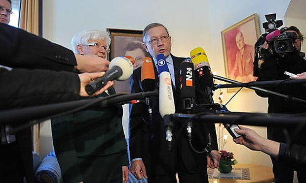 EFSF-Chef Regling hatte keine Probleme 1,5 Milliarden Euro am Markt einzusammeln