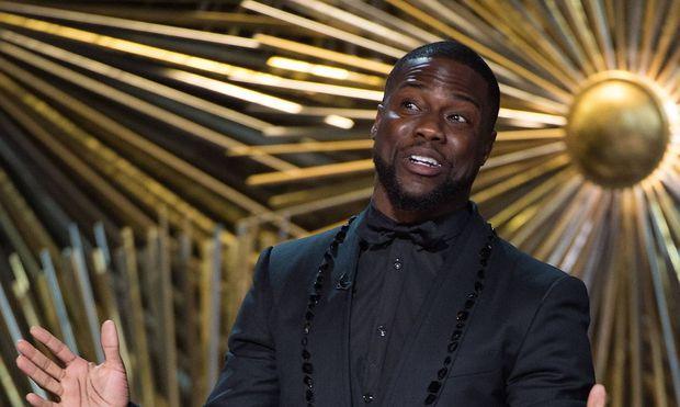 Kevin Hart: US-Comedian wird Gastgeber der Oscar-Show