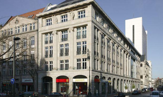 CA Immo verkauft Roemischen Hof in Berlin