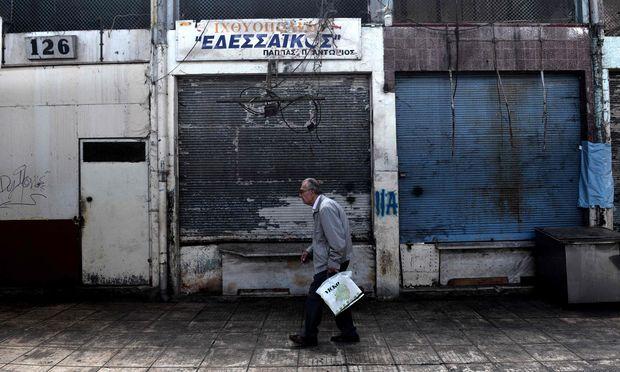 Athen soll am 20. August als letztes der Krisenländer den Euro-Rettungsschirm verlassen.