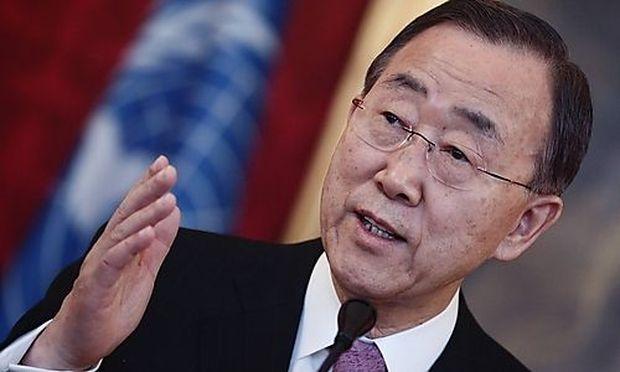 UN-General Ban