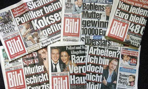 Bild-Zeitung News