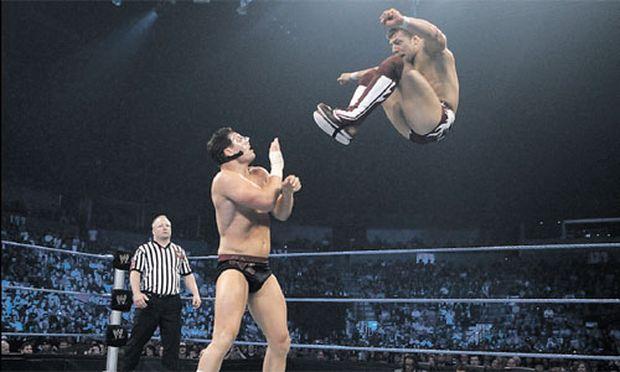 WWEWrestler Leben Bryan